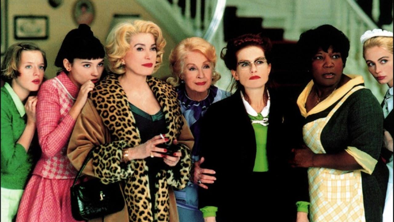 8 Femmes - Franse films