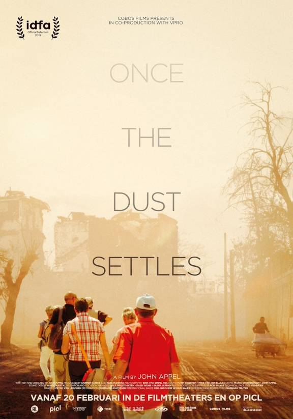 Once The Dust Settles filmposter