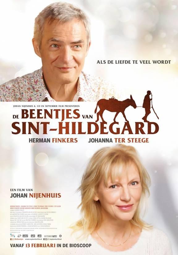 Poster De Beetjes van Sint Hildegard