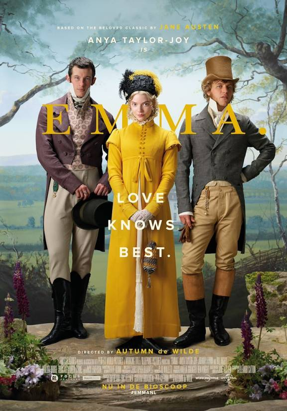 filmposter Emma 2020