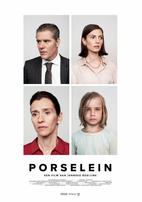 filmposter Porselein