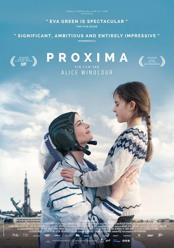 filmposter Proxima