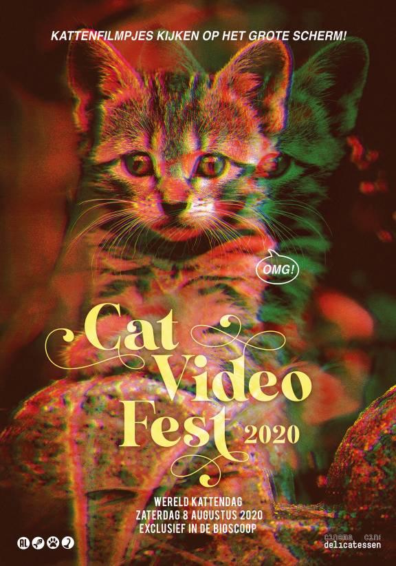 Poster CatVideoFest