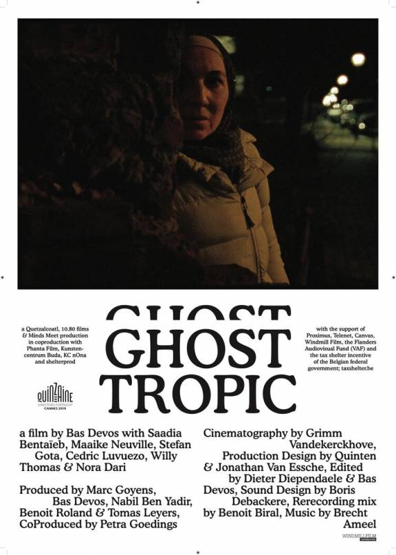 Filmposter Ghost Tropic