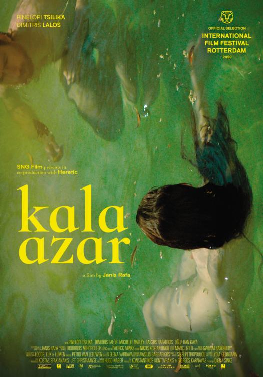Filmposter Kala azar