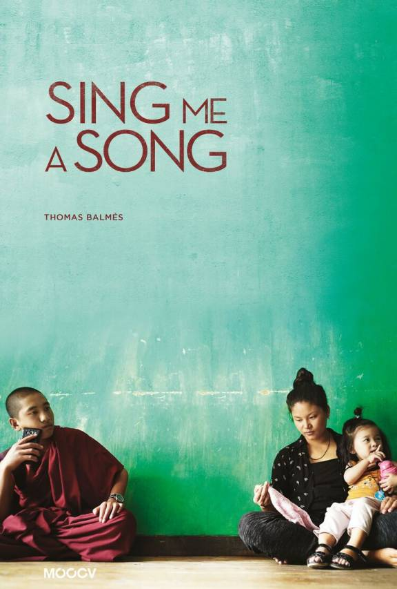 filmposter Sing me a Song