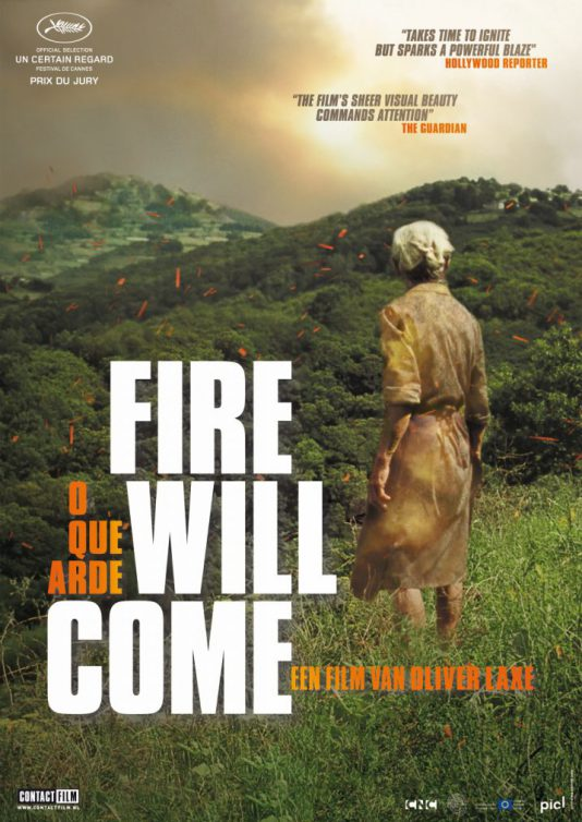Filmposter Fire Will Come