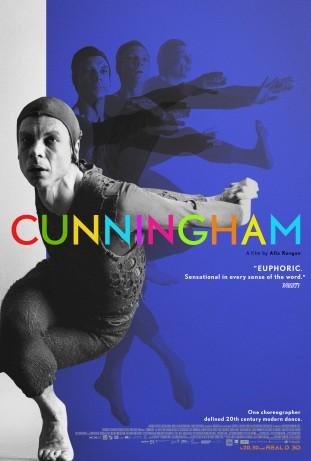 Cunningham film poster