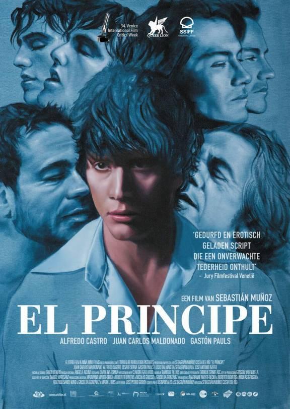 El Principe film poster