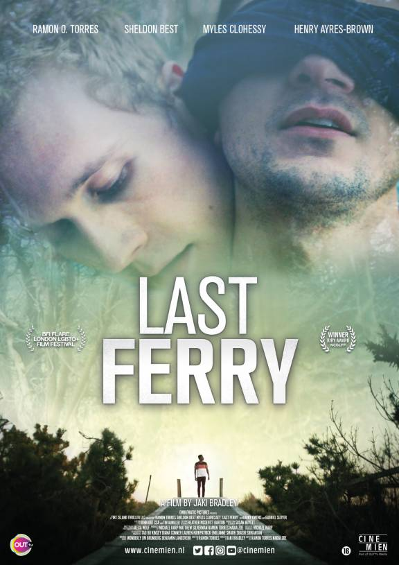 Last Ferry film poster