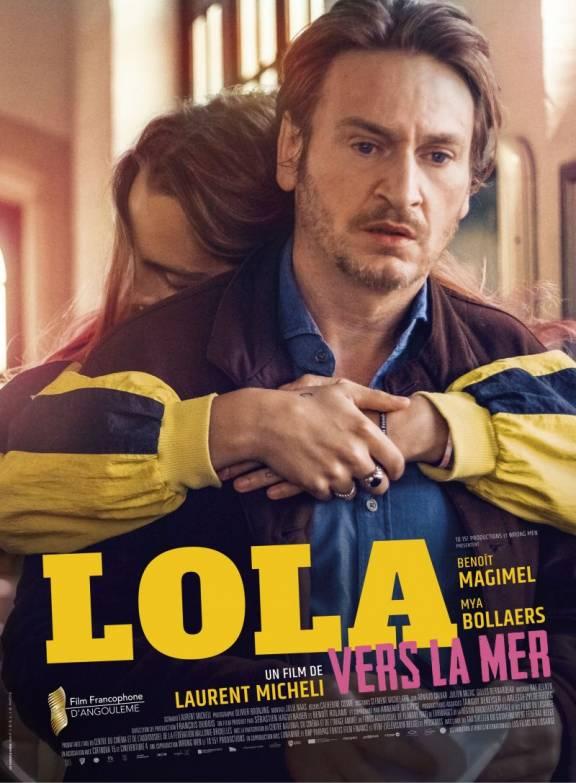 Lola vers la mer poster