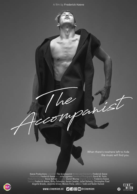 The Accompanist filmposter