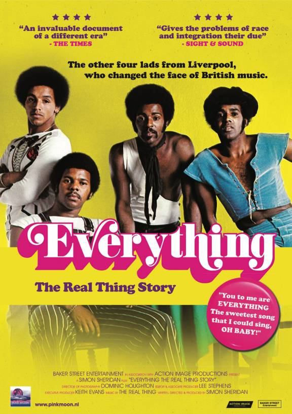Everything – The Real Thing Story Poster