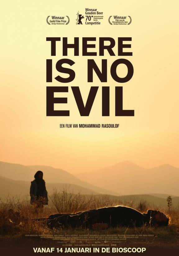 Filmposter There is No Evil