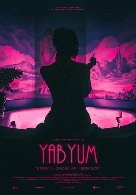 Filmposter Yab Yum