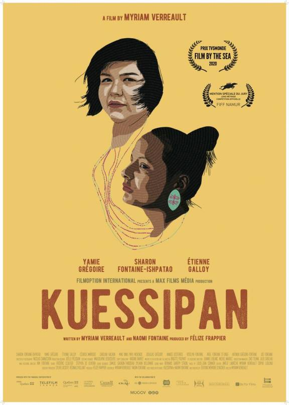 Filmposter Kuessipan