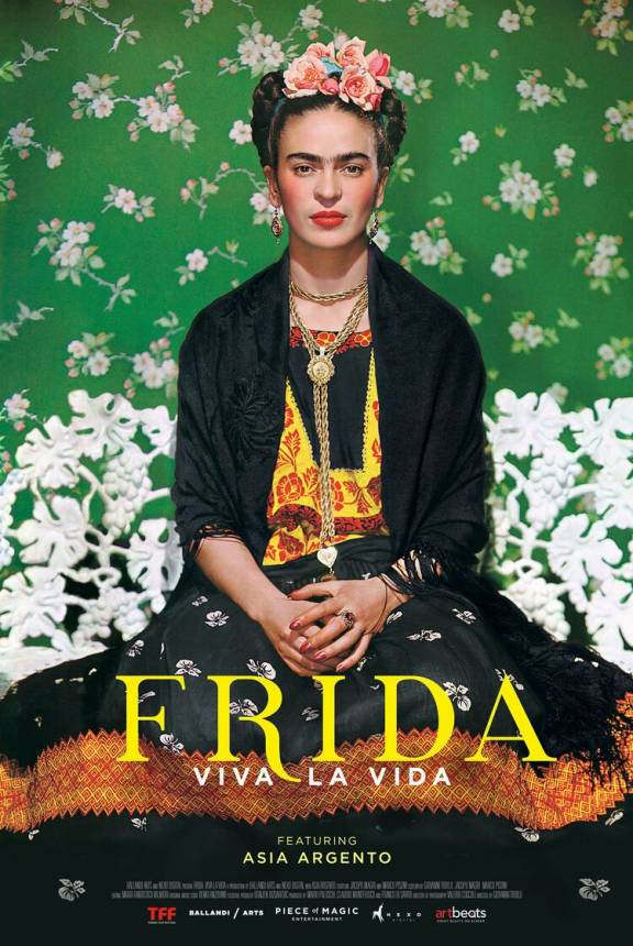 Filmposter Frida Viva La Vida