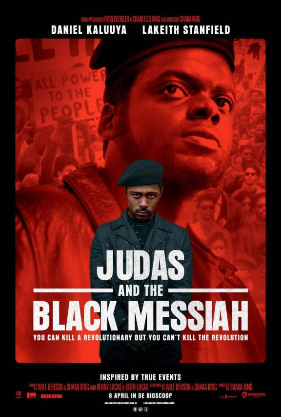 Filmposter Judas and the Black Messiah