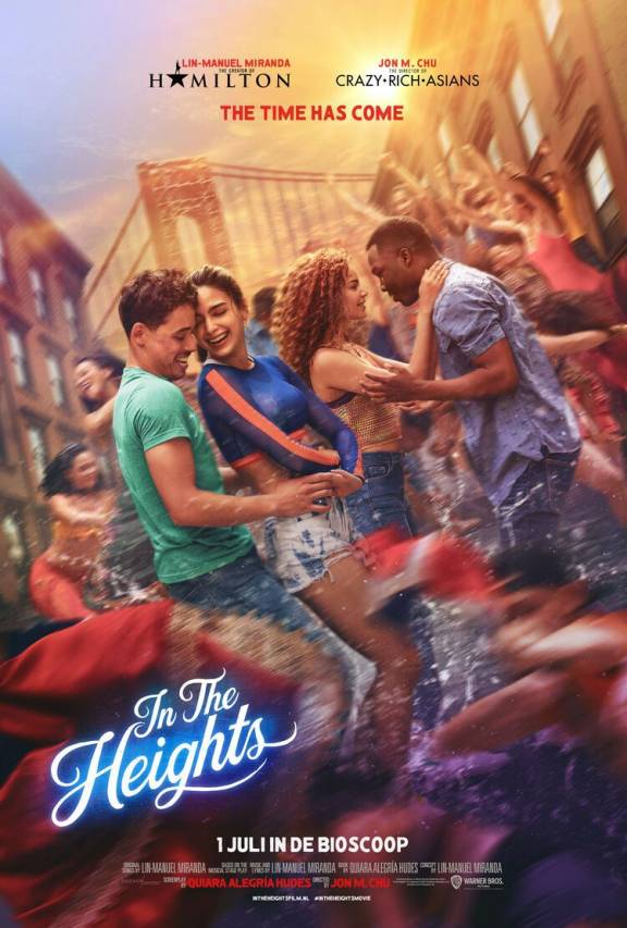 Filmposter In the Heights