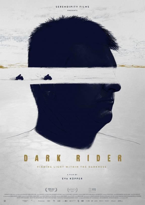 Filmposter Dark Rider