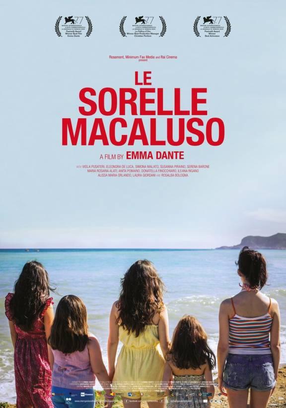 Filmposter La Sorelle Macuauso