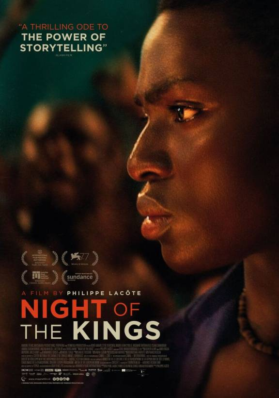 Filmposter Night of the Kings
