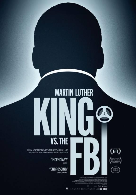 Filmposter Martin Luther King vs the FBI